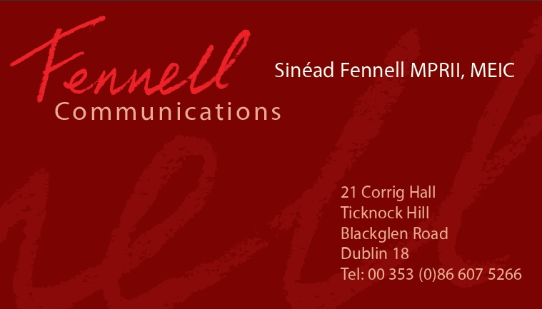 Sinead Fennell Communications